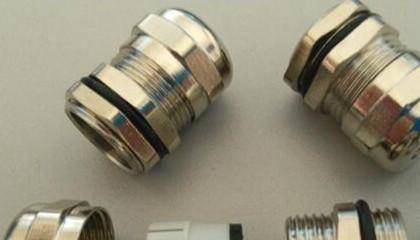 不锈钢电缆防水接头常见种类