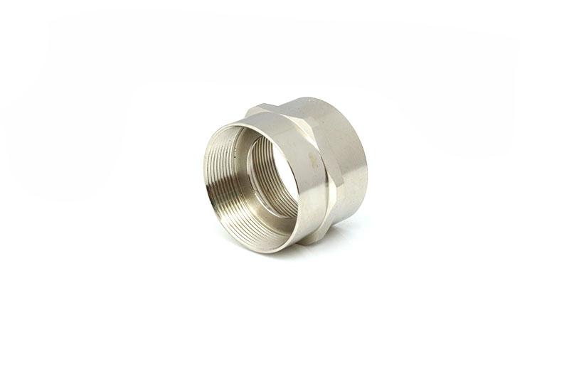 防爆金属格兰头黄铜防水电缆接头组件内螺纹连接器