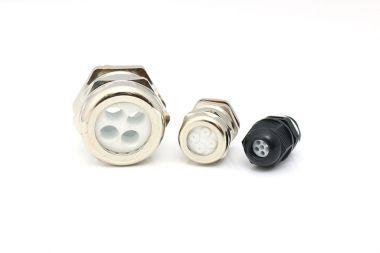 多孔防水格兰头两孔三孔可定制金属防爆电缆固定接头