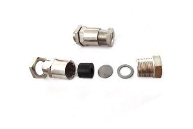 隔爆型电缆引入装置A2型防爆电缆夹紧密封连接头厂家直销